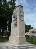 Image for Bermuda Cenotaph - Hamilton, Bermuda