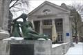 Image for Woman and Seal  -  Hamburg, Germany