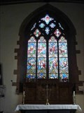 Image for Windows, St Peter's Collegiate & Parish Church, Ruthin, Denbighshire, Wales