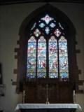 Image for Windows, St Peter's Collegiate & Parish Church, Ruthin, Denbighshire, Wales