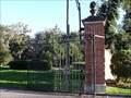 Image for Evergreen Cemetery Gate -Jacksonville, FL