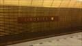 Image for Jinonice Metro station, Prague - Czech Republic