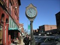 Image for Fickett Jewelers Clock - Concord, NH