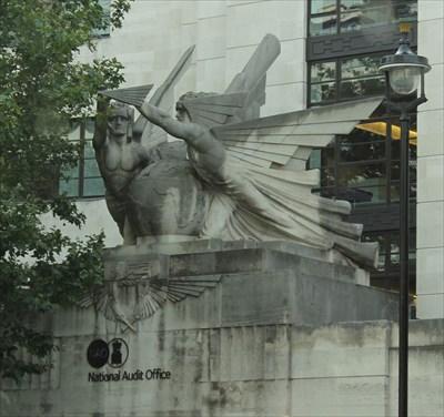 Mercury National Audit Office Buckingham Palace Road Westminster London UK