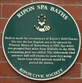 Image for Spa Baths, Park Rd, Ripon, N Yorks