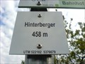 Image for Hinterberger - Metzingen, Germany. 458 m
