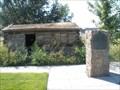 Image for The Drown Log Cabin, Built in 1866 - Midvale, UT