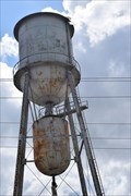 Image for Chesterfield Yarn Water tower Pageland, SC