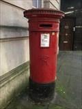 Image for Victorian Pillar Box - Fulham Broadway - Fulham - SW London, UK