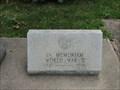 Image for World War II Memorial  -  East Chicago, IN