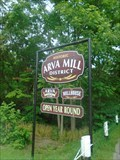 Image for OLDEST Continuosly Working Flour Mill - Arva, Ontario