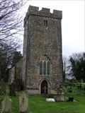 Image for St Mary's - Medieval Church - Penmark, Vale of Glamorgan, Wales.