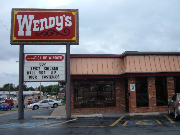 a description of mcdonaldization in wendys old fashioned hamburgers Transcript of imc plan: wendy's agenda background brand review imc objectives creative strategy old fashioned, made-to-order hamburgers hamilton, ontario.