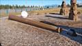 Image for Baseball and Bat - Moir Centennial Athletic Park - Cranbrook, BC