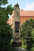 Image for Pomnik Obetem 1. svetove valky - Saratice, Czech Republic