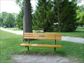 Image for Liz MacKinnon Dedicated Bench - Coronation Park, Oakville