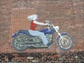 Image for Three Motorcyclists - Springfield, MA