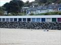 Image for cabines de Clairefontaine, Plage des Rosaires - Plerin sur Mer,France