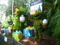 Image for Sesame Street Characters - Busch Gardens, Tampa, FL.