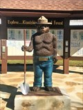 Image for Kisatchie National Forest Headquarters Smokey Bear - Pineville, LA