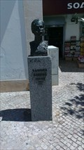 Image for Samora Barros Pintor, Largo Engenheiro Duarte Pacheco, Albufeira, Portugal.