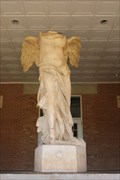 "Image for Nike of Samothrace  ""Winged Victory"" -- Texas Woman's University, Denton TX"