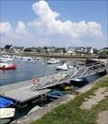 Image for La jetée du Port de Niscop , Belz, France