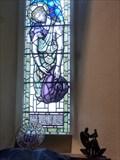Image for WW2 Memorial Window - Holy Trinity Church - Felinfoel, Carmarthenshire, Wales.