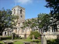 Image for The Church of St Michael the Archangel, Kirkby Malham, North Yorks, UK