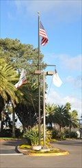 Image for Point Loma Nazarene University Nautical Flagpole