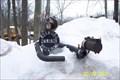 Image for Scrap Metal Man With Gun - Red Creek, NY