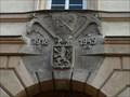 Image for Malý znak republiky Ceskoslovenské - Karlínská kasárna,  Praha, CZ