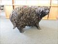 Image for Statue of Auditor, the Strip Mine Dog - Butte, Montana