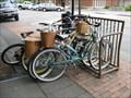 Image for Downtown Petaluma Bike rack - Petaluma, CA