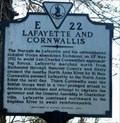 Image for Lafayette and Cornwallis