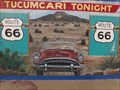 Image for Tucumcari Tonight Mural - Tucumcari, New Mexico.