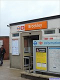 Image for Brockley Overground and Mainline Station - Coulgate Street, London, UK