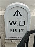 Image for Boundary Marker No. 13  -  Trinity Square, Tower Hill, London, UK