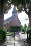 Image for Reformed Church Cemetery incl. Commonwealth War Graves - Rottevalle NL