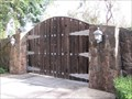 Image for Solid Wooden Gate - Los Gatos, CA