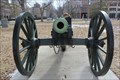 Image for Bankhead Battery 1841 6-pound Field Cannon -- Confederate Park, Memphis TN