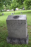 Image for Roland Baxter Allender -- Greenwood Cemetery, Dallas TX