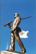 Image for Union Infantryman - Civil War Monument - Monmouth, IL