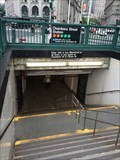Image for Chambers Street Subway Station (Dual System BMT) - New York, NY