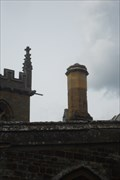 Image for Vestry Chimney, St. Mary's Church, Gayton, Northants.