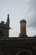 Image for Vestry Chimney, St. Mary's Church, Gayton, Northants.