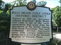 Image for Belle Meade Golf Links Historic District