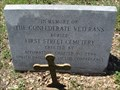 Image for Confederate Soldiers Memorial - Waco Texas
