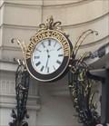 Image for Horloge de la rue de Rivoli - Paris, Ile de France