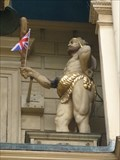 Image for Gog & Magog - Epic Beings - Fleet Street, London, Great Britain.